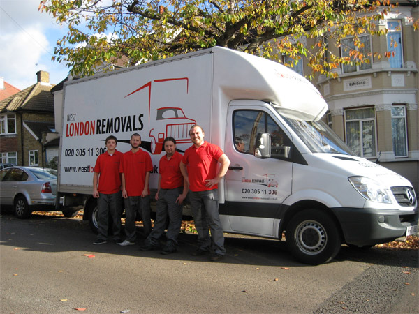 West London Removals Team