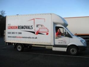 West London Removals Man And Van